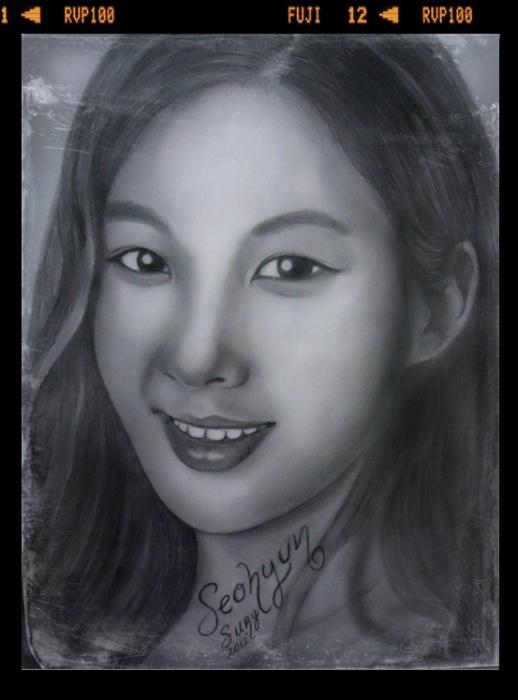 Seohyun par Sury